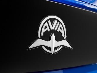 AVIA D 75 INITIA, logo
